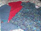 Womens Scrub Tops **SMALL**CHEROKEE*KNOT US*DICKIES*3pcs