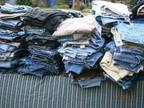 new load of NAME BRAND JEANS just in....we sell WHOLESALE to venders (greenvile)