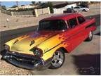 1957 Chevrolet 210 Red|Yellow, 92K miles
