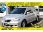 2006 HONDA Odyssey EX-L 4dr Minivan w/DVD