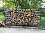 Firewood Delivered and Stacked!