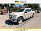 2017 Gold Ford F-150