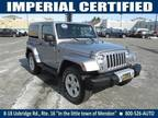 2014 Jeep Wrangler Convertible Sahara