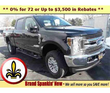 2019 Ford Super Duty F-250 SRW XL is a Black 2019 Ford Car for Sale in Milford MA