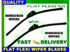 Nissan Qashqai Windscreen Wipers Wiper Blades Windshield Wipers