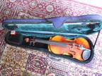 Violin by Scott Cao New Condition Full Size
