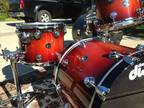 DW Collectors 5 piece drum set