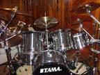 Tama Drum set - $550 (elwood)
