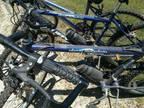 Bikes. 1 Stone mountain 1 Mt. Fury Roadster