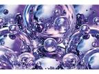 Ideal Decor 45 in. x 0.25 in. Paradigm Shift Wall Mural