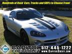 2009 DODGE Viper SRT 10 2dr Coupe