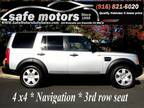 2005 Land Rover LR3 HSE SUV 3rd row seat Navigation Drives & Looks Like New