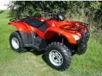 2007 Honda FourTrax Rancher 4x4 ES (TRX420FE)