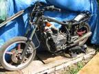 $399 1983 Kawasaki GPZ parts bike
