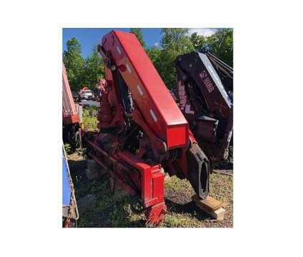 K615 - 1999 Palfinger 35000c Unmounted Knuckleboom is a 1999 Crane Truck in Hatfield PA