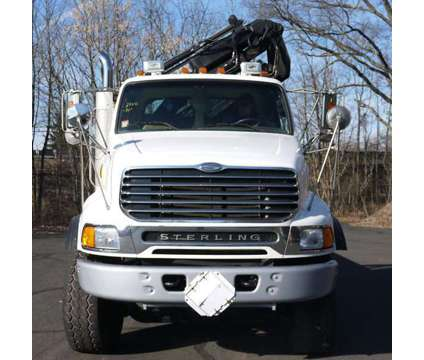 8944 - 2006 Sterling Lt9501; Hiab 288e-4 HI Pro Knuckleboom; 10 Ton is a 2006 Thunder Mountain Sterling Crane Truck in Hatfield PA