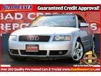 2004 Audi A4 Cabriolet 1.8T CVT for sale in Los Angeles CA - Los Angeles Used