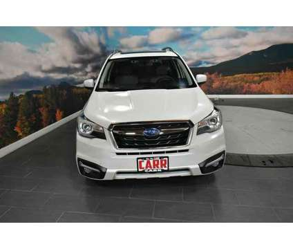 2018 Subaru Forester 2.5i Limited CVT is a White 2018 Subaru Forester 2.5i Car for Sale in Beaverton OR