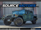 2000 AM General Hummer Convertible Fountain Valley, CA