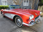 1959 Chevrolet Corvette 1959 Chevrolet Corvette manual