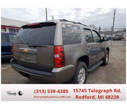 Used 2011 Chevrolet Tahoe for sale is a Brown 2011 Chevrolet Tahoe 1500 4dr Car for Sale in Redford MI