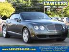 Used 2007 Bentley Continental GTC Base