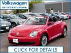 2014 VOLKSWAGEN Beetle Convertible 2.5L 2dr Convertible w/Sound and Navigation