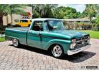 1966 Ford F-100 Short Bed Power Steering