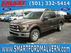 2015 Ford F-150 Brown, new