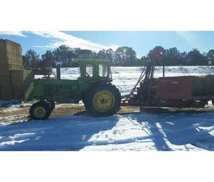 Used 1966 John Deere 4020 for sale is a Green 1966 Classic Car in Cortez CO
