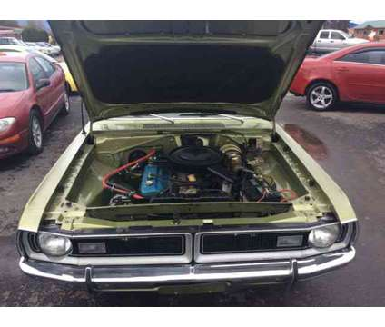 Used 1971 DODGE DART for sale is a Green 1971 Dodge Dart 270 Trim Classic Car in Kalispell MT