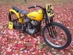 1949 Harley Davidson Wr