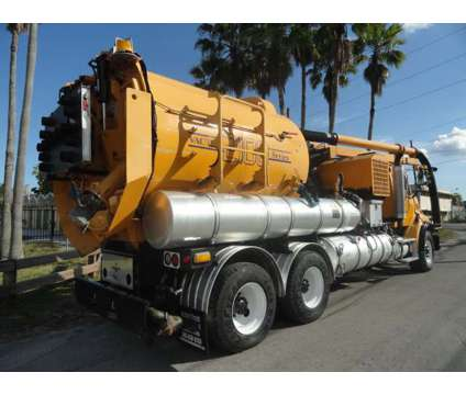 2005 Sterling L9500 Vactor vacuum/jetter combo truck is a 2005 Thunder Mountain Sterling Other Commercial Truck in Miami FL
