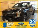 2019 Ford F-150 Yellow
