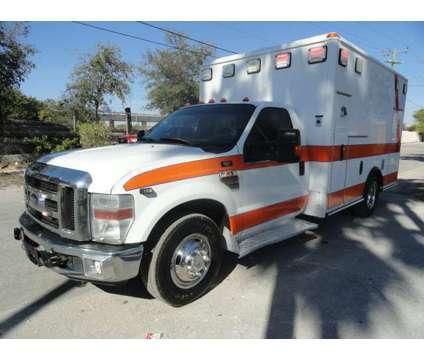 2010 Ford F-350 XL Wheeled Coach Emergency Paramedic Ambulance is a 2010 Ford F-350 XL Other Commercial Truck in Miami FL