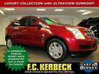 Used 2012 Cadillac SRX Luxury Collection