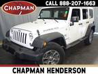 2015 Jeep Wrangler Unlimited White, 19K miles