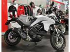 2018 Ducati Multistrada 950 SW Star White Silk 950