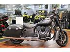 2018 Indian Motorcycle Springfield Dark Horse ABS Thunder Black Smoke