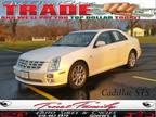 2006 Cadillac STS , Beautiful Diamond White , All Power , Loaded