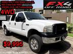 2006 Ford F-250 Super Duty XL 4dr Crew Cab 4WD SB