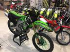 2010 Kawasaki kx450f kx450 f kx 450 450f 4 stroke dirt bike will trade