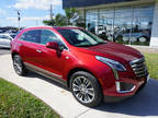 2019 Cadillac XT5 Red, new