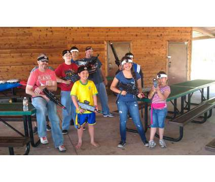 Awesome laser tag! Anywhere-anytime is a Kids Parties service in Oklahoma City OK