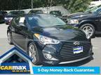 2015 Hyundai Veloster Turbo R-Spec R-Spec 3dr Coupe w/Red Seats