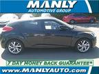 2016 Hyundai Veloster Base 3dr Coupe 6M w/Yellow Accent Interior