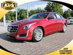 2014 Cadillac CTS 3.6L Luxury Collection 3.6L Luxury Collection 4dr Sedan