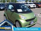 2012 Smart fortwo passion cabriolet passion cabriolet 2dr Cabriolet