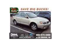 2005 Subaru Outback 2.5i Limited AWD 2.5i Limited 4dr Wagon