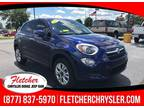 2016 FIAT 500X Easy AWD Easy 4dr Crossover